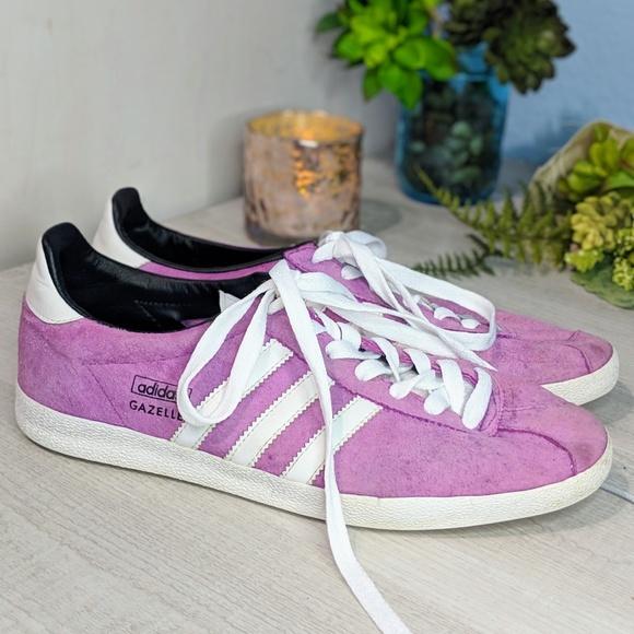 adidas gazelle og violet